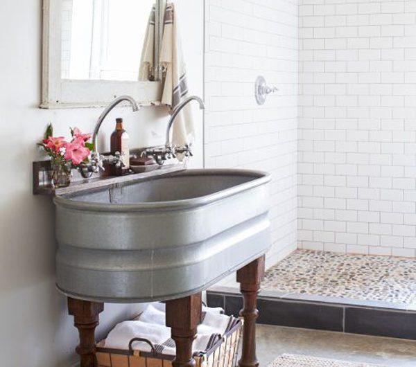 7 Unique And Creative Bathroom Sink Designs