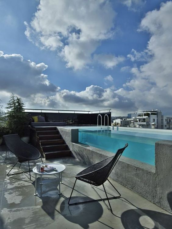 small-stone-rooftop-pool-ideas