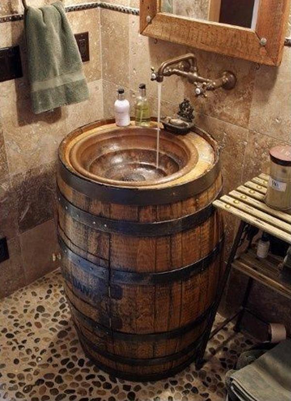 unique-barrel-sink-for-bathroom