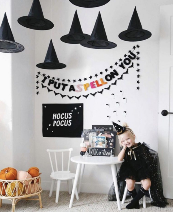 witch-halloween-theme-for-kid-interior
