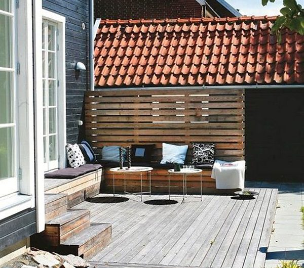 20 Small Garden Decking With Outdoor Living Space