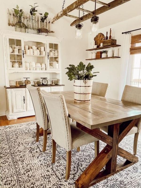 rustic-dining-room-atmosphere