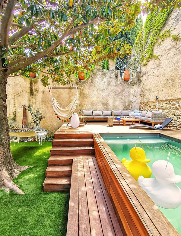 small-deck-pools-with-outside-living-space