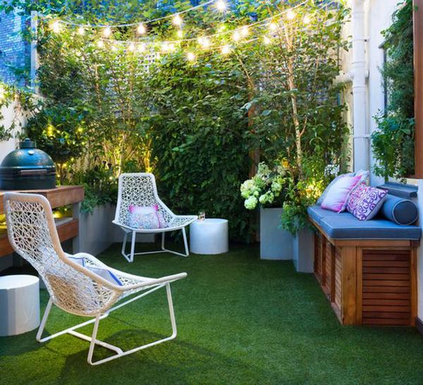 small-grass-garden-patio-designs