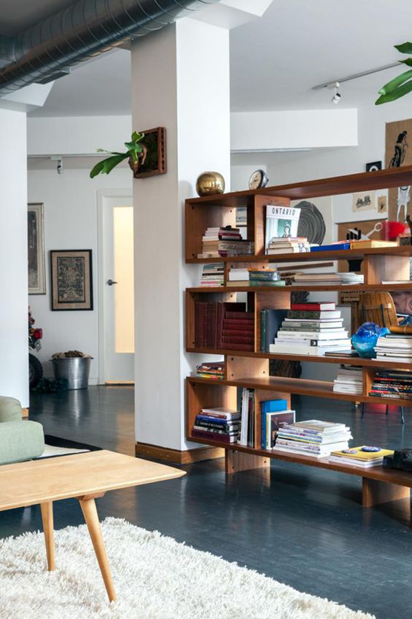 stylish-wooden-bookcase-cabinet-for-room-partition